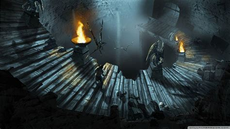 dungeon siege hd dungeons and dragons wallpapers wallpaper cave