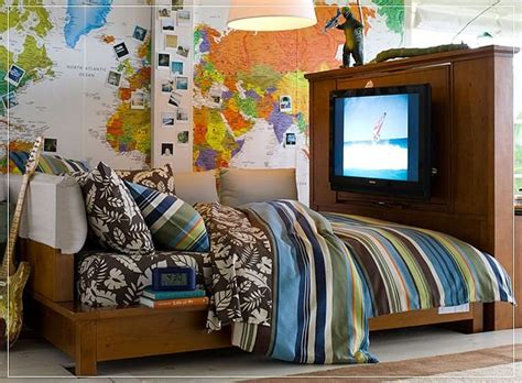 Teen Bedroom Designs For Boys !!interior Decorating,home