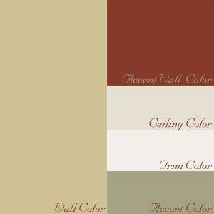 country paint colors 25 best ideas about country colors on