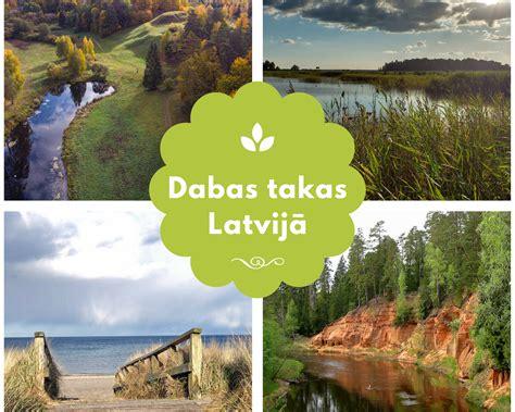 Dabas takas Latvijā | Brīvdienām.lv