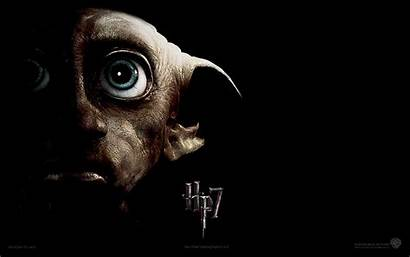 Dobby Potter Harry Deathly Hallows Wallpapers Movies