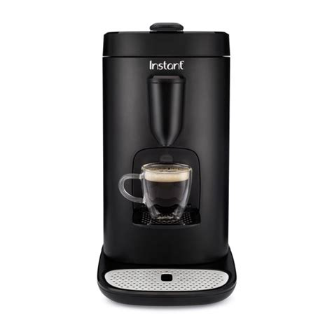 Coffee maker, single serve coffee maker for single cup pod & coffee ground, 30 oz removable reservoir, compact coffee machine brewer with 6 to 14 oz. Instant Pod 140-6000-01 Coffee & Espresso Maker - Walmart.com - Walmart.com