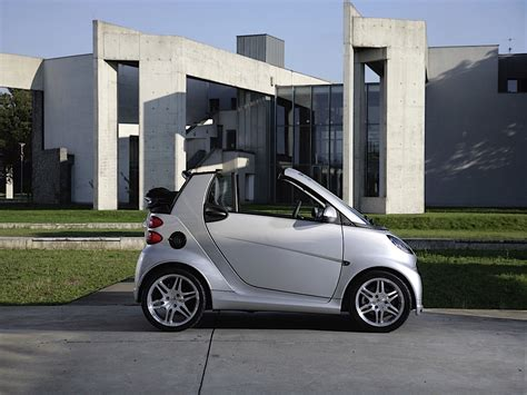 Smart Fortwo Cabrio Brabus Specs & Photos