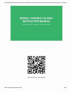 Bissell Proheat
