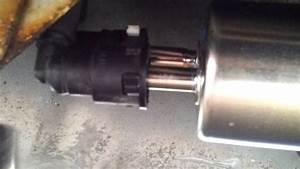 Mercury Sable Fuel Filter Replacement  A