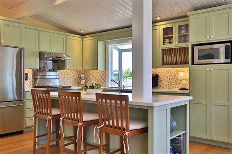 Kitchen Island Columns by Kitchen Islands With Columns Designing Idea