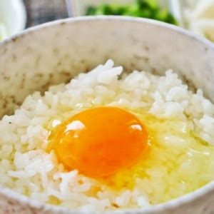 卵 かけ ご飯 何 歳 から