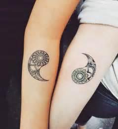 ideas  matching sister tattoos  pinterest