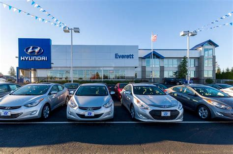 Hyundai Of Everett Wa by Hyundai Of Everett Kirtley Cole Associates