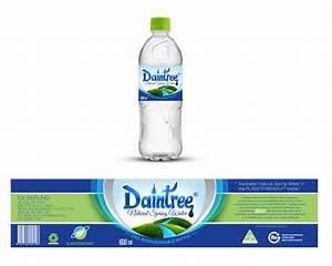 Modern conservative label design for new age business ltd for How to put labels on water bottles