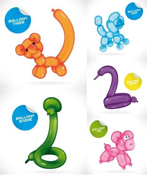 balloon animals balloon animal vector balloons pinterest animals art and clip art