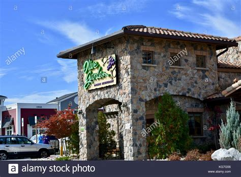 Olive Garden Restaurant Food Stock Photos & Olive Garden