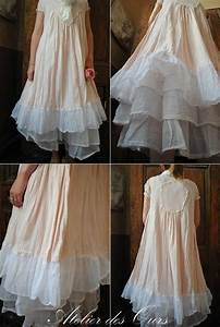 806 best images about romantique boheme on pinterest With robe d organdi