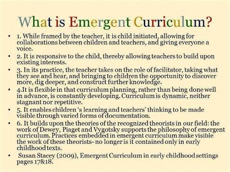 25 best ideas about emergent curriculum on 731 | 425accd3f0aefd5a1cb3b1b1760ac7a3 early childhood education australian curriculum