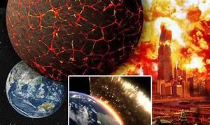 Time travel: Video shows Nibiru crashing into Earth on ...