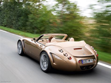 Wiesmann Roadster Mf5 2011 Exotic Car Wallpapers #14 Of 34