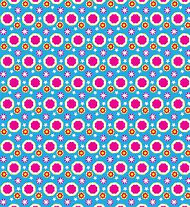 Colorful Abstract Seamless Vector Pattern – Vector Patterns