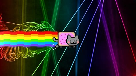 Nyan Cat Wallpaper Animated - animated nyan cat iphone wallpaper broadleaf