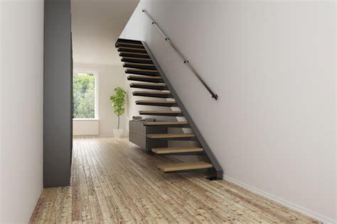 simulation escalier sur mesure escalier suspendu en bois pas cher stairkaze