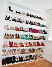shoe storage solutions Shoe Storage Shelves: a shoe solution fit for a ...