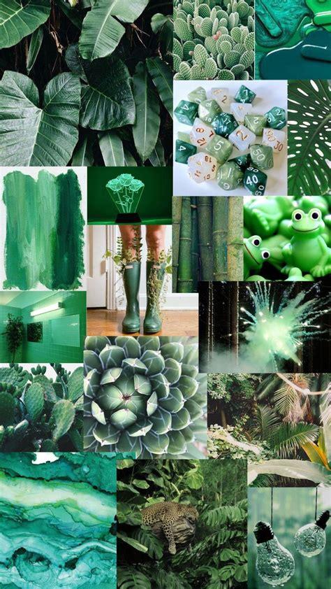 aesthetic green retro wallpapers