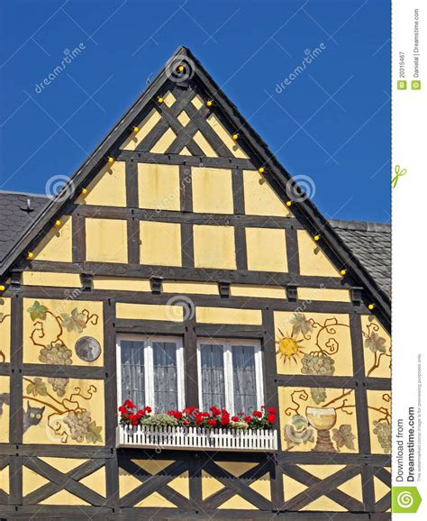 european cottage house plans traditional german house stock image image of painting
