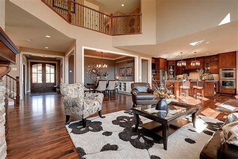 plan hs craftsman beauty   story great room