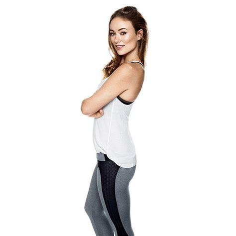 olivia wilde shares  energizing dance cardio workout