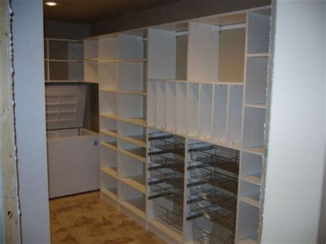 California Closets Kitchen Pantry
