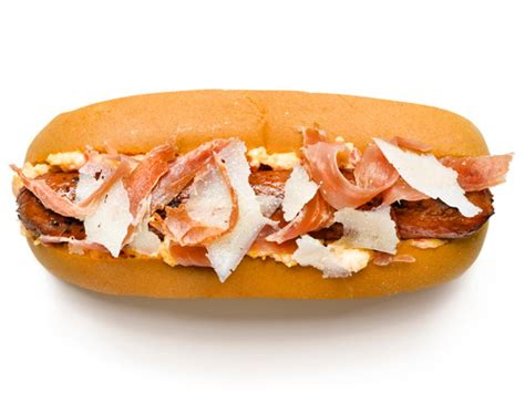 hot dog toppings    world food network