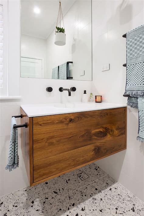 terrazzo style bathroom manly jg bathroom renovations