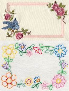embroidered quilt labels how and what to stitch With embroidery labels sewing