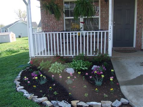 ideas for gardens in front of house flower garden ideas in front of house www pixshark com