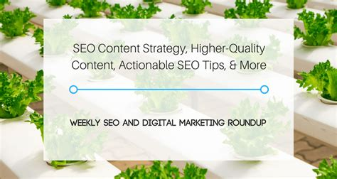 Seo Strategy Guide by Seo Content Strategy Quality Content Actionable Seo Tips