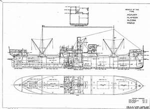Diagrams Container Ship Deck Night Google Search