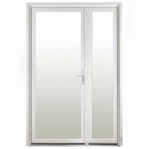 Porte d entree avec partie fixe maison design mail for Porte d entrée avec partie fixe