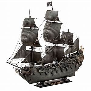 REVELL Black Pearl Pirate Ship 1:72 Ship Model Kit - 05699 ...