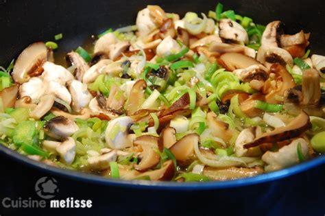 cuisine metisse donburi aux légumes cuisine metisse