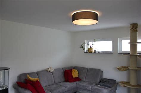 wohnzimmer deckenleuchte led hufnagel mara deckenleuchte als lounge le im wohnzimmer wir bauen dann mal ein haus