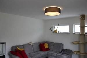 Wohnzimmer Deckenlampe : leuchte wohnzimmer haus ideen ~ Pilothousefishingboats.com Haus und Dekorationen
