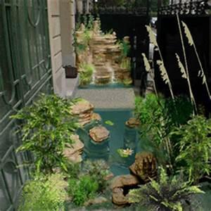 bassin aquarium piscine et jardin une decoration With photos de bassins de jardin 0 diaporama bassins et fontaines galerie