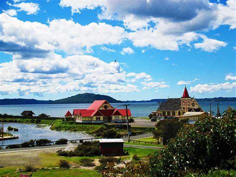 Rotorua Thành Phố đặc Biệt Của New Zealand