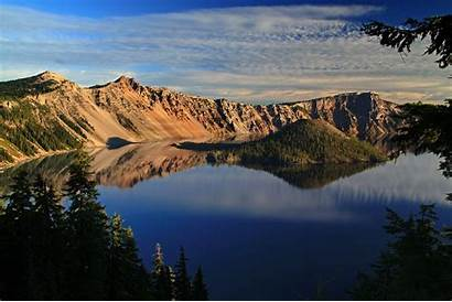 Lake Crater Desktop Amazing