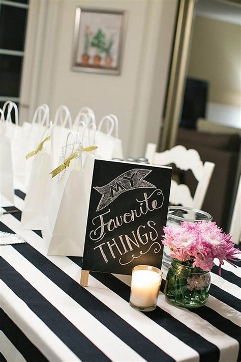 The 25+ Best Favorite Things Party Ideas On Pinterest