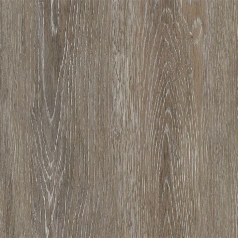 vinyl wood plank allure isocore smoked oak grey resilient vinyl plank flooring 4 in x 4 in take home sle