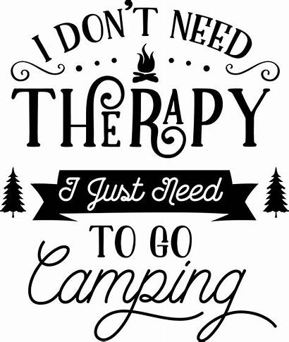 Camping Signs Camper Rv Quotes Cricut Bucket