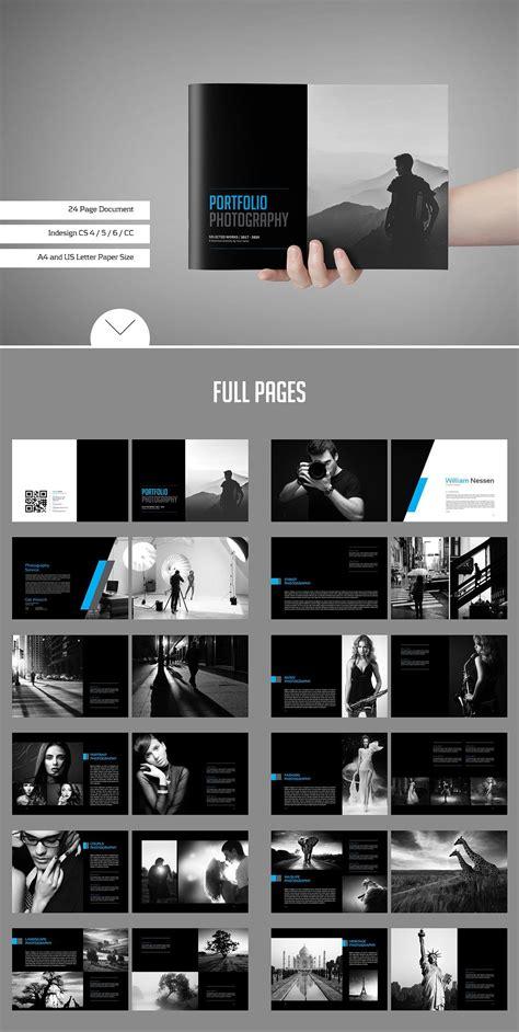 Portfolio / Photobook - Brochures #Photobook #template ...
