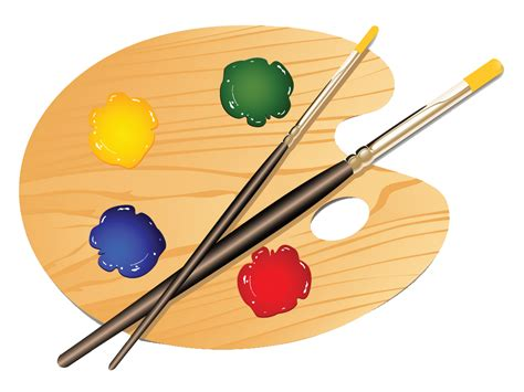 artists clipart artist palette clipart free clipground