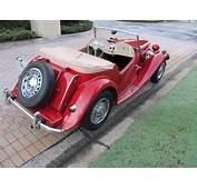 1953 MGTD SOLD  Vantage Sports Cars
