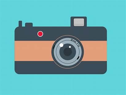 Camera Icon Shot Shots Animation 2d Dribbble